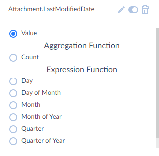 Aggregation and Expression Functions